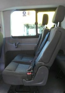 Lap & Diagonal Seat Belts